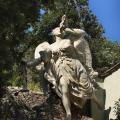 Statua Fama © Fondazione Nazionale Carlo Collodi