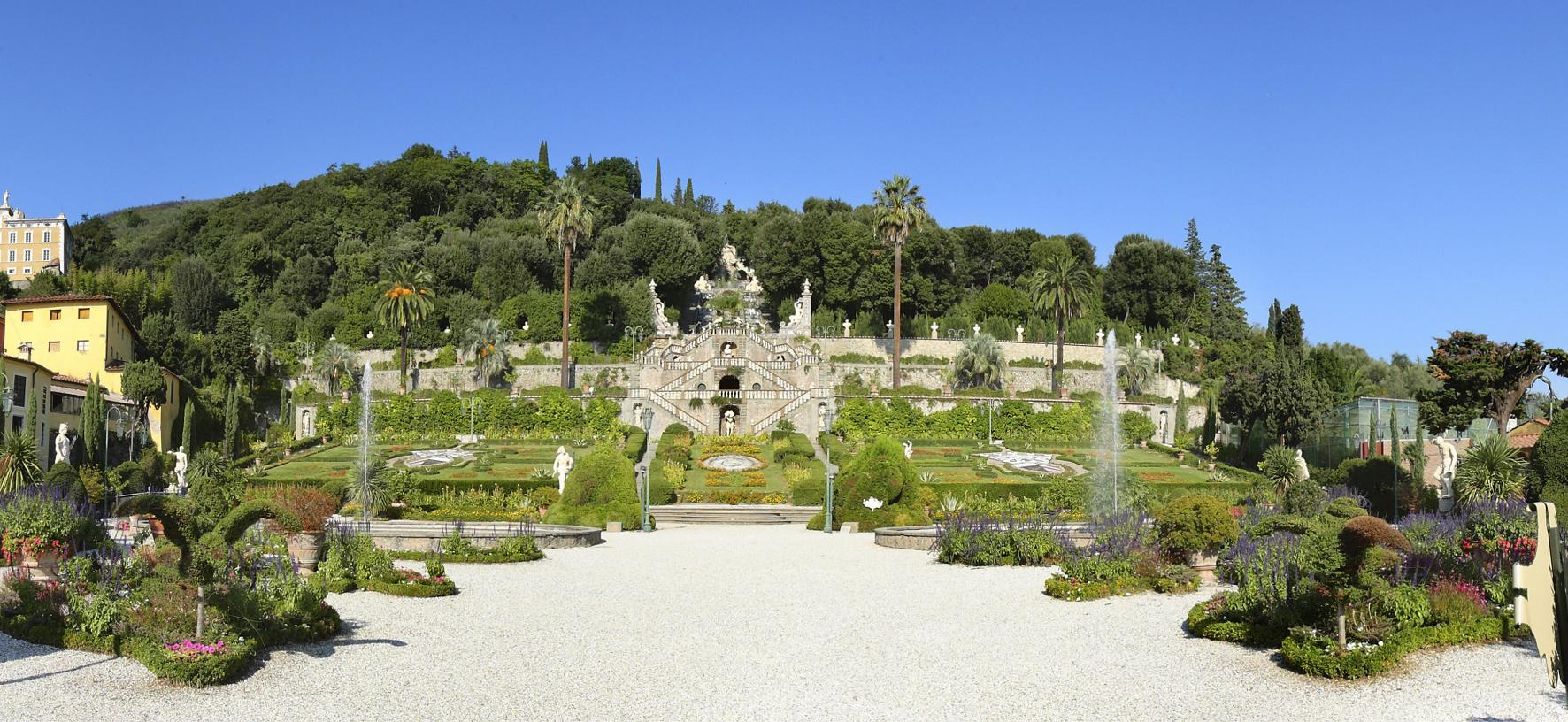 Collodi, Parco e Villa Garzoni