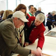 Inagurazione Archivio Magnani: visita