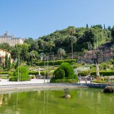 Giardino Villa Garzoni © Fondazione Nazionale Carlo Collodi