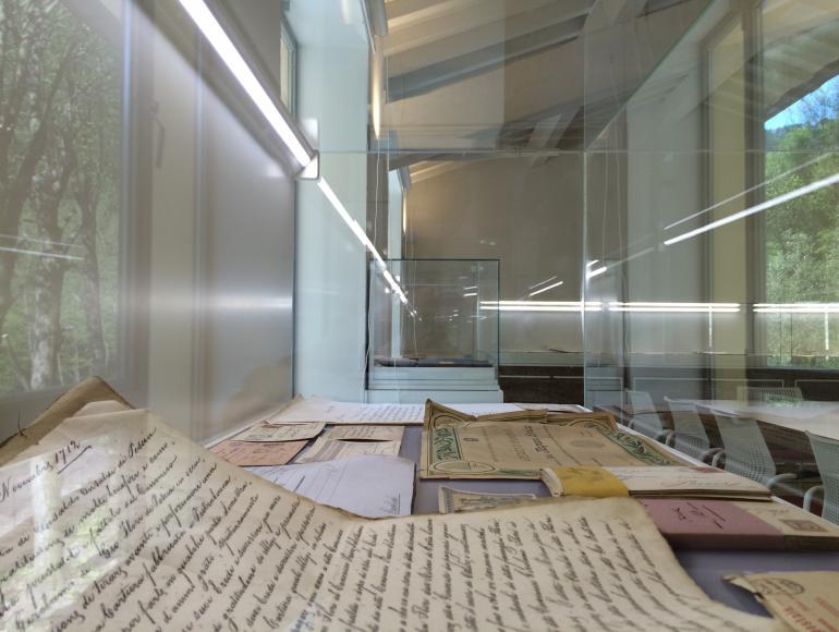 Archivio Storico Magnani. Museo della Carta di Pescia