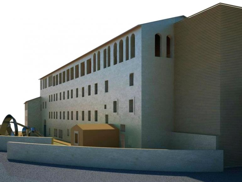 Il progetto architettonico